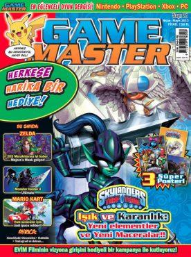 Game Master Dergisi Nisan Mayıs Sayısı