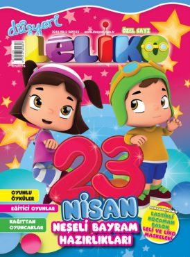 Leliko Nisan Sayısı