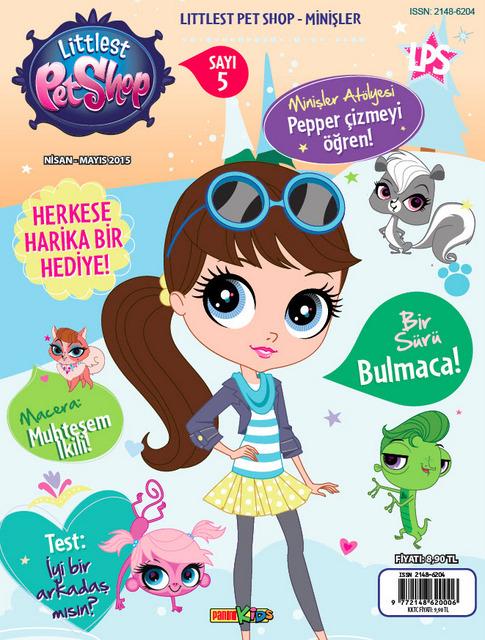 Littlest Pet Shop Dergisi Sayıları 26