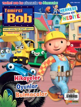 Tamirci Bob Nisan Sayısı
