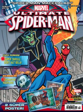 ultimate-spiderman-dergisi-nisan-sayisi