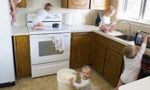 bebekleri ev kazalarından koruma