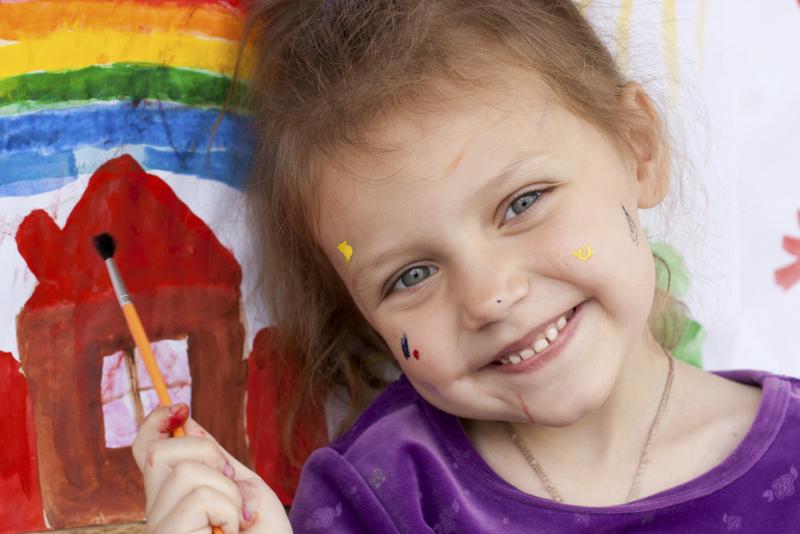 Boyama Yapmanın çocuklara Faydaları Cicicee