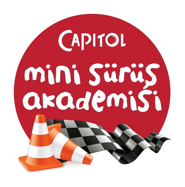 CAPITOL mini surus akademisi logo