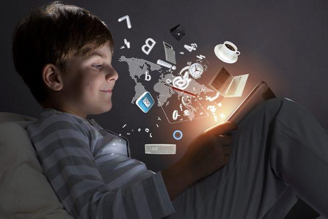 Çocuklarda Teknolojik Bağımlılık