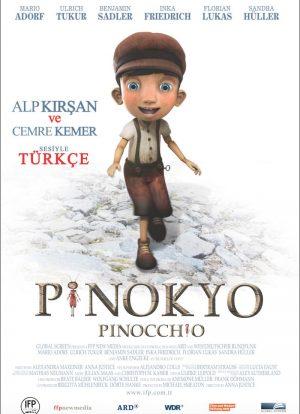 Pinokyo - Pinocchio Filmi Afişi