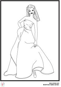 Prenses Boyama çocuklar Için Boyama Sayfaları Cicicee