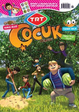TRT Çocuk Mayıs Dergileri