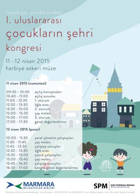 Uluslararası Çocukların Şehri Kongresi