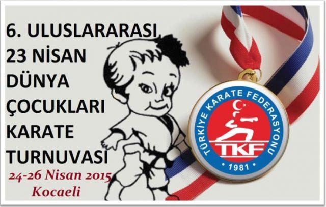 Uluslararasi Dunya Çocuklari Karate Turnuvasi