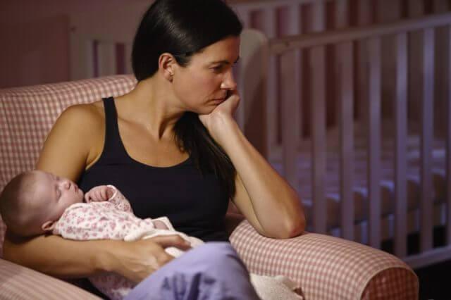 Doğum sonrası depresyon nedenleri