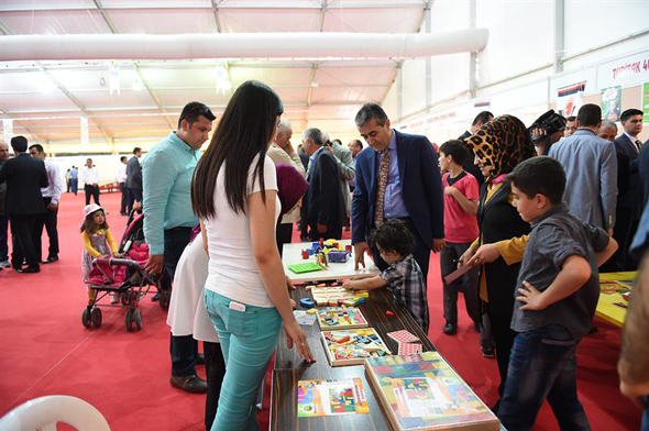 Malatya Bilim ve Çocuk Şenliği Açılışı Yapıldı 68