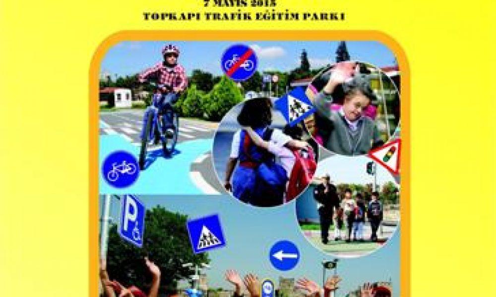 Çocuklar Trafik Panayırı'nda Trafik Kurallarını Öğrenecekler 7
