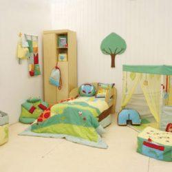 Çocuk Odası Dekorasyonu-15