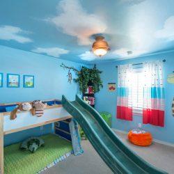 Çocuk Odası Dekorasyonu-17