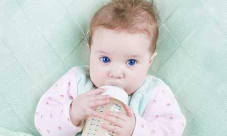 bebeklerde inek sütü alerjisi