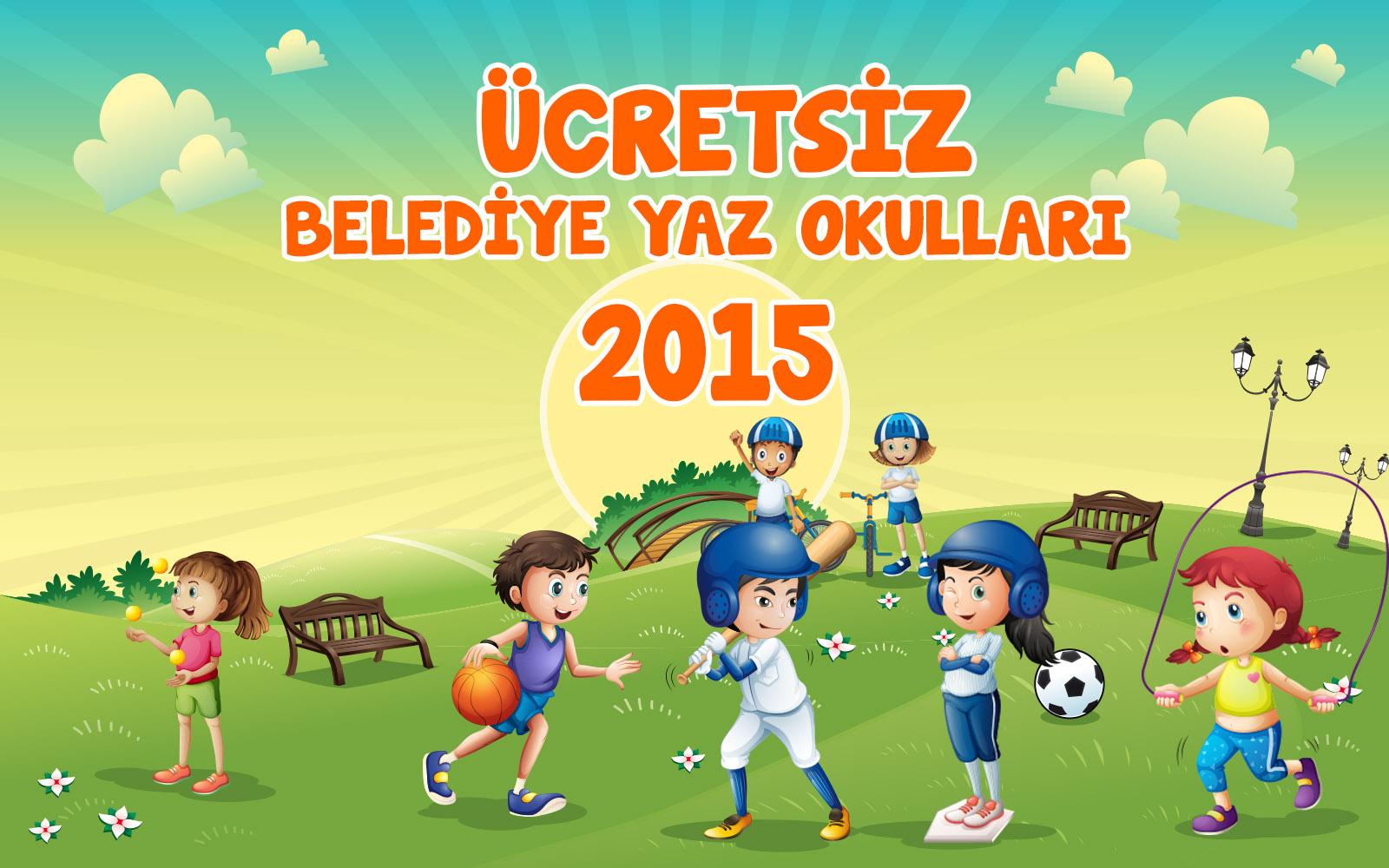 İstanbul Ücretsiz Yaz Okulları 2015 35