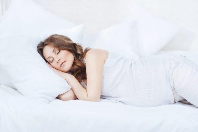 Gebelikte uyku sorunu