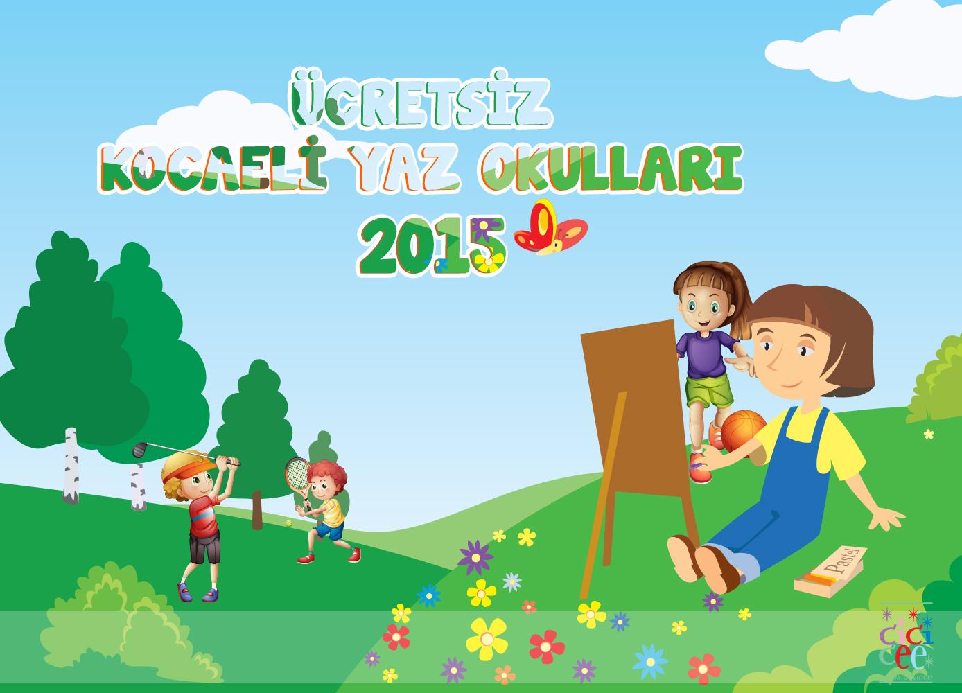 İstanbul Ücretsiz Yaz Okulları 2015 30