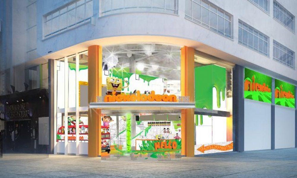 Nickelodeon İlk Flagship Mağazasını Avrupa'da Açtı 76