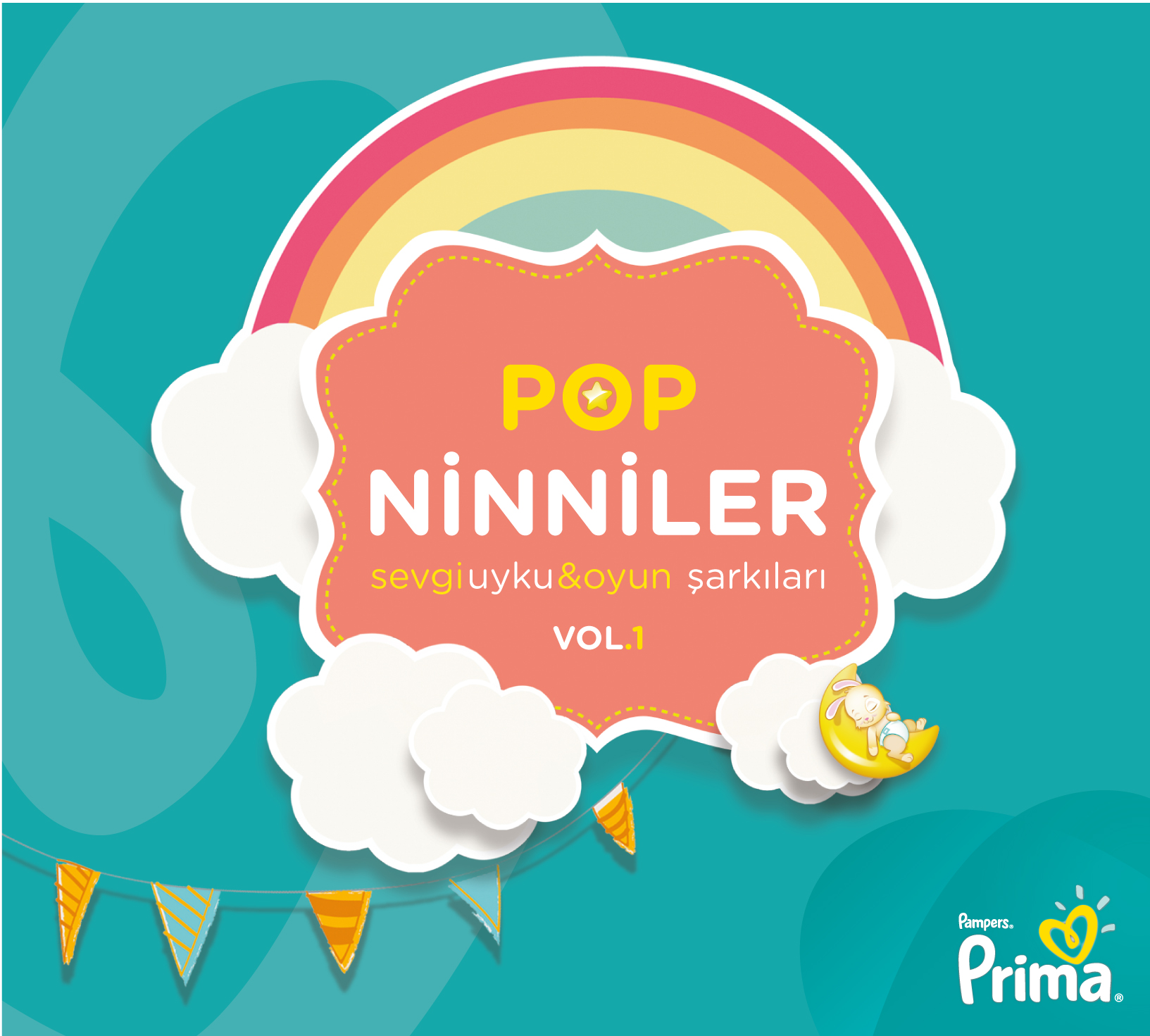 Pop Ninniler Vol 1 – Sevgi, Uyku Oyun Albümü 85