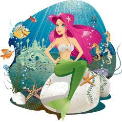 Deniz Kızı Resimleri