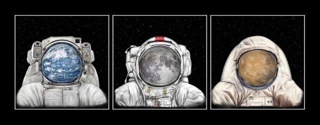 Astronot Türleri