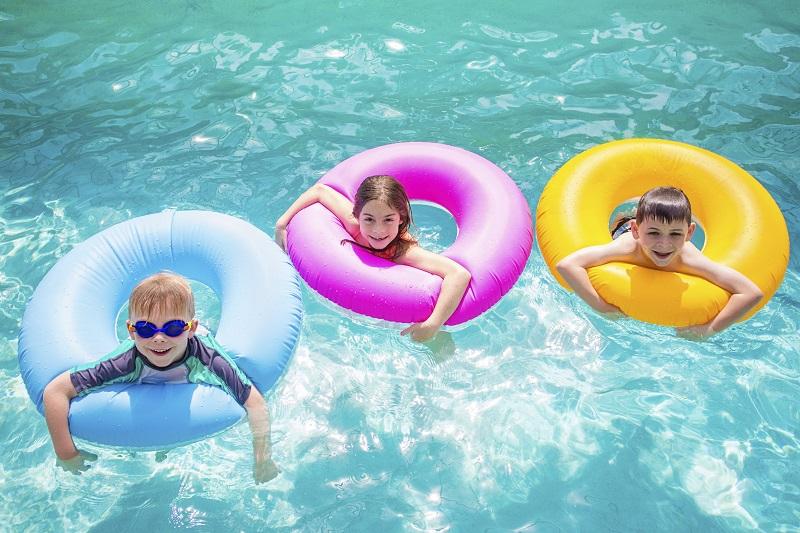 Havuzlar, Çocuk Sağlığını Tehdit Ediyor 97