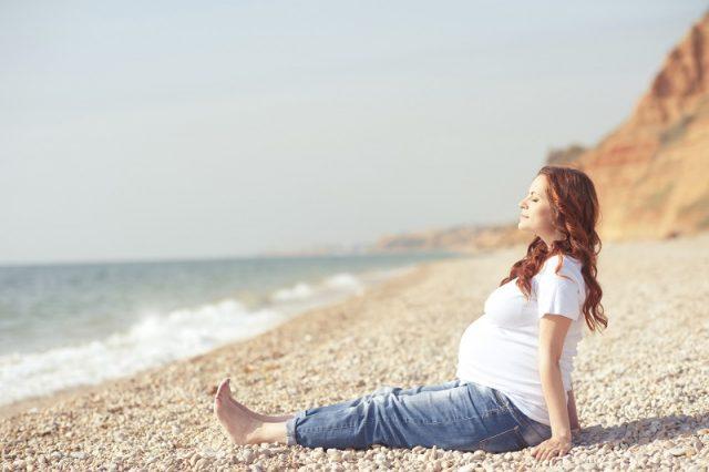 Hamilelikte Yaz Tatili