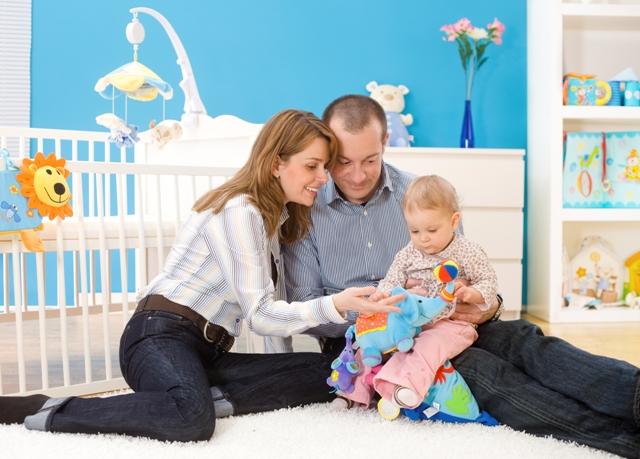 Bebek Odalarında Renklerin Önemi