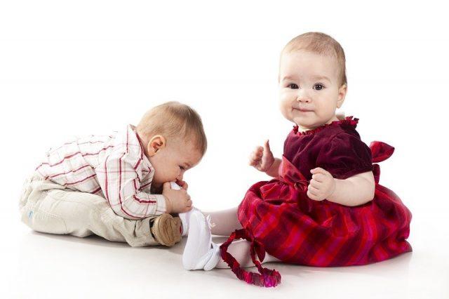 Bebeklerde Isırma