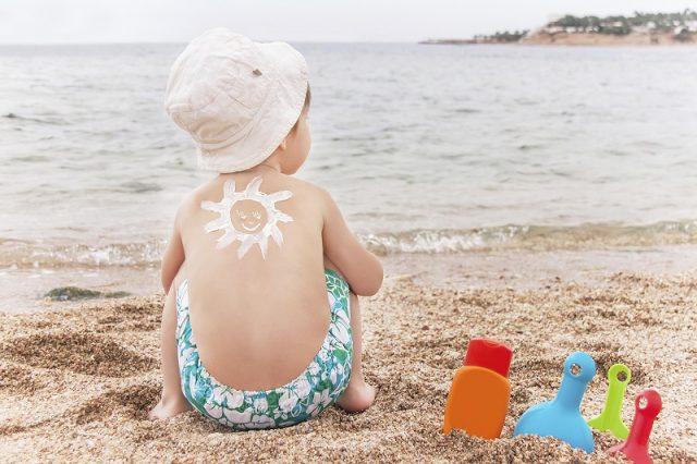 Çocukları Güneşten Koruma Yolları