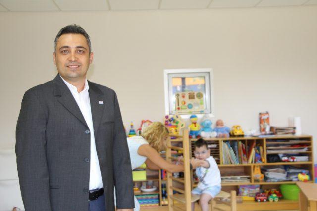 CP Hastasi Çocuklara Sünger Ev Yapıldı