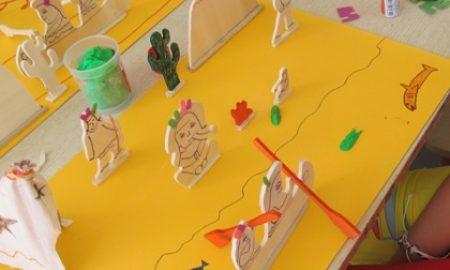 Faber-Castell Eğlenceli Cumartesiler Atölyesi, Oyuncak Müzesi'nde 48