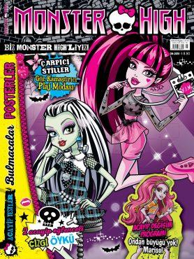 Monster High - Ağustos 2015