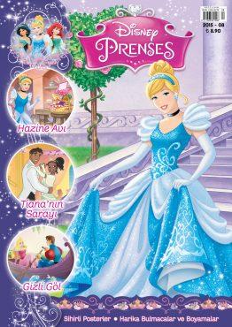 Disney Prenses - Ağustos 2015