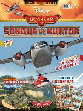 Uçaklar - Ağustos 2015