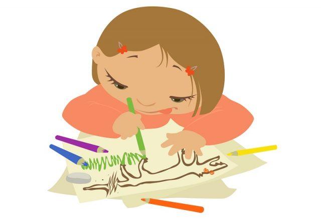 Boyama Kitaplarının çocukların Yaratıcılığına Etkisi Cicicee