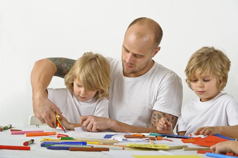 Ebeveyn, Okul, Çocuk