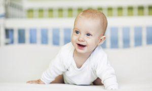Bebeklerde Kaba Motor Gelişimi