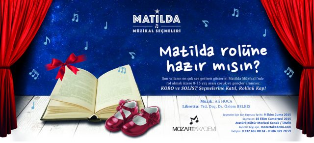 Mozart Matilda Müzakali Seçmeleri