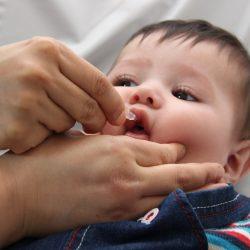 Unicef Çocuk felci aşısı