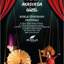 Akasya Acıbadem Kukla Tiyatrosu Festivali