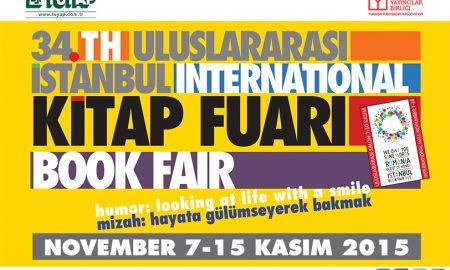 34. İstanbul Kitap Fuarı