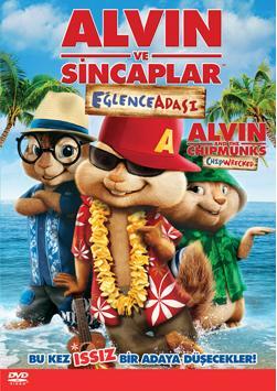 Alvin ve Sincaplar Eğence Adasi