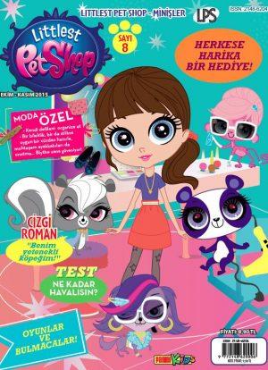 Littlest Pet Shop Dergisi Sayıları 93
