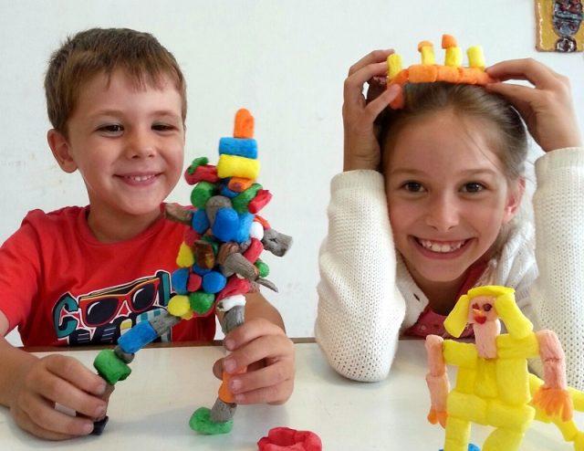 Barış Karayazgan'dan Çocuk ve Sanat Semineri 32