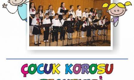 Edirne Belediyesi Çocuk Korosu Seçmeleri