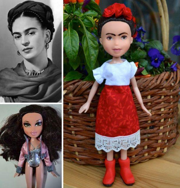 Frida Kahlo (1907 - 1954) önemi, öldükten sonra anlaşılmış ressamlardan biri. Yaptığı muhteşem otoportreler ile büyük hayranlık uyandırmıştır. Ayrıca, sıra dışı kişiliği ile ilham vermeye devam etmetkedir.
