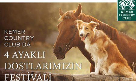 Kemer Country Köpek ve Pony Festivali